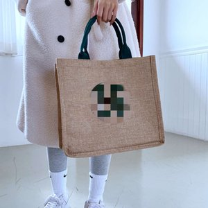High School Students 'Big Große Kapazität Eine Schulter Frühling und Herbst Frauen Einkaufen Aufbewahrungstasche Mode Handtasche Sets Für Frauen Taschen Designer 2021 SAC A Main