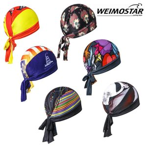 Weimostar Cycling Headwear Mens MTB Bicycle Quick Dry Headscarf Mountain Bike Racing Sport Headband Biking Hat CD-3 Caps & Masks