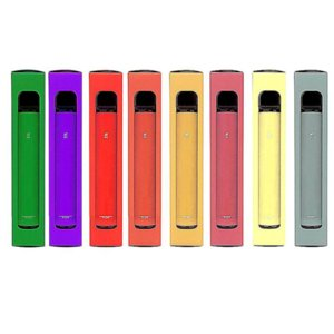 Puff Bar Plus Disposable Pod E-cigarette Device 800 Puffs 550mAh Battery 3.2ml Cartridge Vape Pen PK Flex Bang XXL