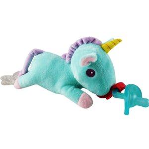 10 estilo novo pacifier animal de silicone com brinquedo de pelúcia bebê girafa elefante mamilo crianças recém-nascido criança criança produtos incluem chupetas 76 y2