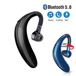 S109 TWS Wireless 5.0 Bluetooth earphones Handsfree Noise Reduction HIFI Earloop headset Finess Drive Call Sports Headphone With Mic For all smartphone