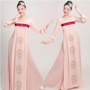 Asien Pazifik Inseln Kleidungsstück Sexy Moderne Frauen Hanbok Kleid Cosplay Kostüm Koreaner Vintage Chiffon Kleid Orientalische Ethnische Kleidung