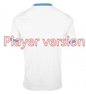 لاعب نسخة ميليك لكرة القدم جيرسي 20 21 المطبخ الفارو مايلوت دي القدم بينيديتو بيديتو 2021 كامارا Thauvin لكرة القدم قمصان
