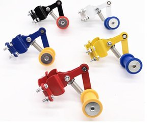 Motorcycle Accessories Chain Adjustment Tension Elastic Engine Assembly
