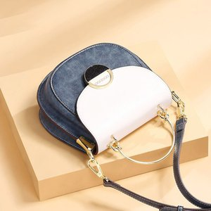 Bag The Joker Style Purse Handbags Women Saddle HBP Collision New Elegant Fashionable Color Single Shoulder Slant Lqpus