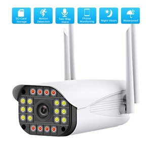 Cameras WIFI Wireless Security Camera Protection Video Surveillance IP 4MP CCTV With