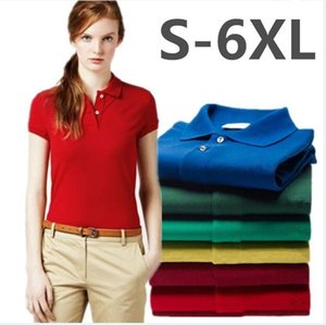 2021 Men's Summer Fashion Business Cotton Polo Shirt Women Men Soild Color Shirt Thin Casual Crocodile Embroidery Polo Shirt Tops 3XL