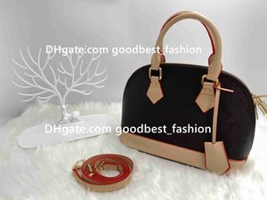 Women Luxurys Designers Bags 2021 Tote Hand shopping large capacity Crossbody Fashion leather pochette shoulder Metal chain old flower classic Brown