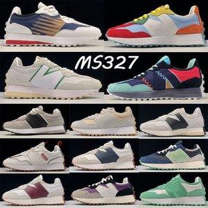جديد وصول النساء الرجال MS327 الاحذية للجنسين فائقة ضوء المدربين في الهواء الطلق مصمم أحذية رياضية الأزياء تنفس الرياضة حذاء عدم الانزلاق الركض التوازن التوازن