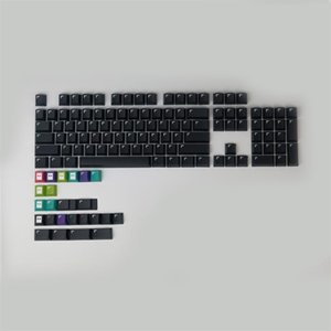 Keyboard Mouse Combos GMK Color Pixel Dots Cherry Profile Unique Font Dye Sub Thick PBT GK61 Keycaps For Mechanical ANSI 104 TKL 96 84 68