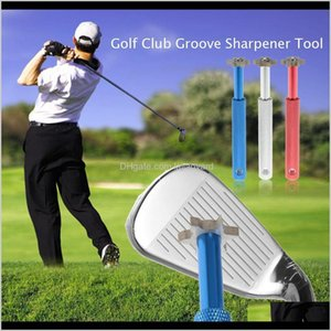 Other Products V U Blade Cutters Head Club Sharpener Groove Wedge Cleaner Regrooving Cleaning Tool Golf Accessories Iron Grooves Ws12 Uu4Rx