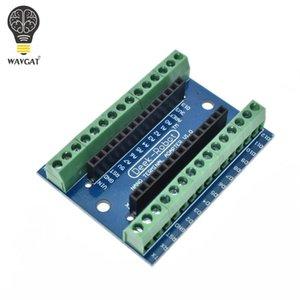 Integrated Circuits WAVGAT Standard Terminal Adapter Board For Arduino Nano 3.0 V3.0 AVR ATMEGA328P ATMEGA328P-AU Module Expansion Shiled