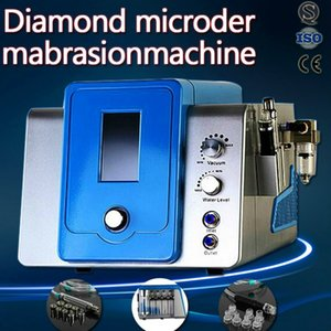 touch screen dermabrasion water peel microdermabrasion machine with 8 hydro tips and 9 diamond #02