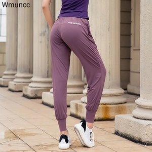 WMUNCC High Stretch Harem Pantalones Mujeres Fitness Fitness Pantalones Pantalones Pantalones Pantalones Entrenamiento Deportes Yoga Pantalla 80% Nylon + 20 Spandex