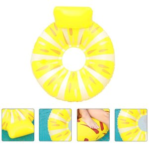 Inflatable Floats & Tubes Pool Float Fruit Swim Ring Raft Adult Accessories