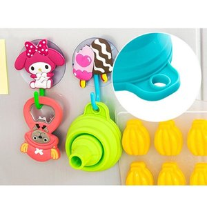 Portable Silicone Folding strainer Funnel Mini Oil Dispensing Hopper Kitchen Cooking Tools Supplies ZGA2801