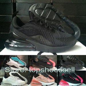 270 Parra 클래식 반응 푸른 남성 여성들의 모든 백색 검은 색에 신발 트리플을 러닝 27C Flair 270S 스포츠 디자이너 트레이너 운동화 EURO36-45