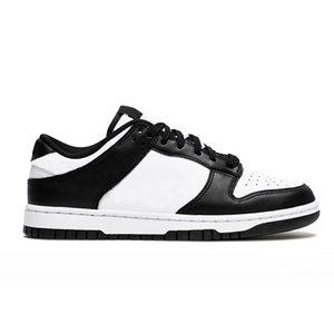 أحذية أصيلة SB دونك أسود أبيض كوست كنتاكي الأخضر توهج قبالة النساء منخفضة الغموض