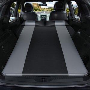 Cheaper Automatic Air Mattress Car bed Camping Air Mattress Auto Sleeping Pad Cusion Blow Up Bed Inflatable Travel Mattress4cm 210407