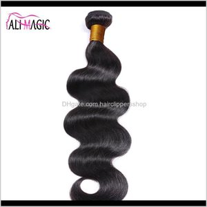 Tramas 100 100g paquetes Brasileño Human Hair Weave Hine Double troh Factory Outlet Wholesale Yjjwc yjhlh