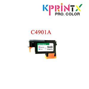 1x Mangenta Cyan C4901A Compatible For 940 Print Head Pro 8000 8500 8500A A809a A809n A811a A909a A909n Printhead Ink Cartridges