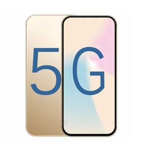 13th Cellphone 6.5inch phone FaceID Dual Nano Sim Card 12MP Camera Show Fake 5G Octa Core 512GB Bluetooth Wifi Smartphone