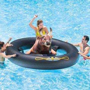 Inflatable Pvc Island Large Floating Luxury 6   8 Professional Water Sofa