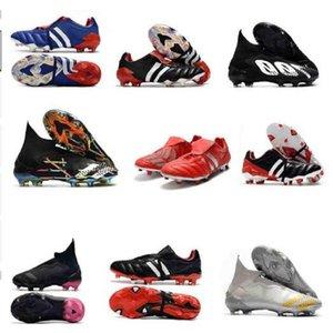 مزدوج مربع المفترس هوس موتر 20 fg رجل أحذية جلدية أحذية كرة القدم أحذية عالية الجودة المفترس عجلة المدربين المرابط كرة القدم
