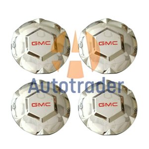 4 PC Wheel Hub Chrome Center Cap 9593396 9593397 For 2002-2007 GMC Envoy XL XUV N80 17