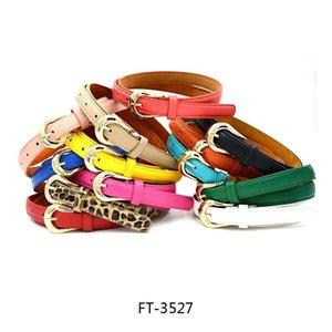 Fashion Colorful PU ny Belts For Children Girls Various Color Can be Choose