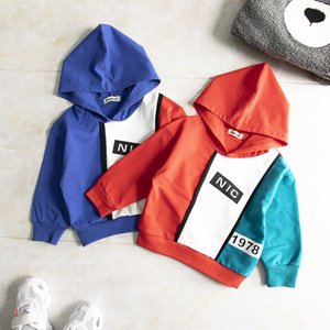 Spring Autumn Toddler Tracksuit Baby Clothing Sets Children Boys Girls Clothes Kids Cotton Hoodies Pants 2 Pcs sets 794 V2