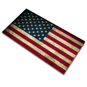 40X90cm Large Gaming Mouse Pad American flag Mouse Mat Natural Rubber Durable Computer Desktop Mat Stationery Accessories Y0308