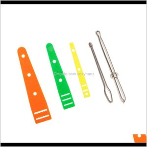 Notions Apparel Drop Delivery 2021 5 Pieces Bodkin Elastic Threaders Guides Sewing Tools Diy Accessories Sb2X0