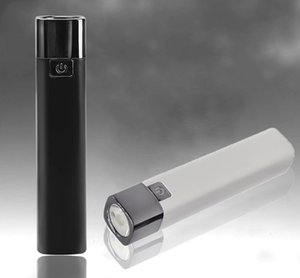 XPE strong light flashlight USB charging with power bank function outdoor portable long-range plastic 1200mah item