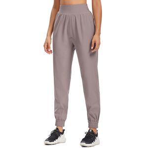 luyogasports yoga pants loose fit elastic waist gym clothes women leggings running fitness workout leggings joggers leggings