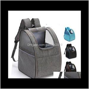 Панорама сложенные проволоки рюкзаки Pet рюкзаки открытый портативный дышащий носитель кошка собака сумки для собак сумки домашние животные поставки ha174 tk9ej vrehh