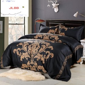 Bedding Sets 2021 American Size Set Of Products Including Quilt And Pillowcase King Black Red White