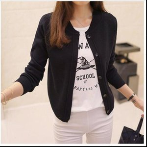 Cardigan female Womens Sweater spring 9colour wool collar is willing that belt buckle the of fashionable fas