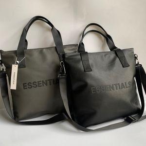 2021 Trendy men waist essentials shoulder tote bag Men's Messenger pocket crossbody bumbag vintage handbag