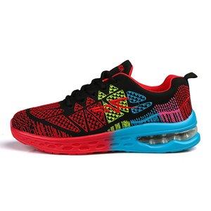 2021 أعلى جودة الصيف الاتجاه المرأة الرجال الاحذية عارضة الرياضة أحذية رياضية أصفر أزرق أحمر أحمر الحجم 39-45 كود 43-011