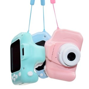 Best Mini Cartoon Take Photo HD Screen Childrens Digital Camera Video Recorder Camcorder Science Toys Wholesale For Kids Gift 779 Y2