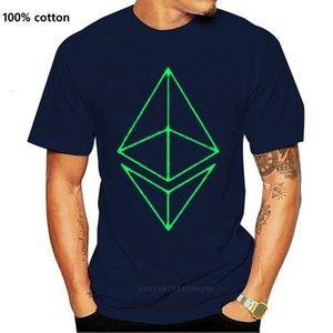 Мальчики TEE Ethereum Classic Cryptogurrence Bitcoin BlockChain Монета футболка Логотип добыча Etherchildrand's
