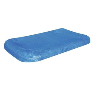 Pool & Accessories Square Swimming Cover Dustproof Rainproof Thickened Inflatable Swim Protector 262 * 175CM