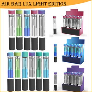 Air Bar Airbar Lux Одноразовые E-сигареты Vape Pen 1000 Puff 500 мАч Батарея 2.7 мл Стручки Pods Пустое устройство Портативные прикуриватели для испарения.