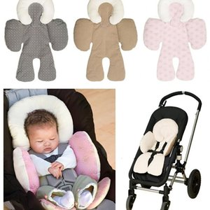 Baby Stroller Cushion Car Seat Pad Mat Infant Car Pillow Head Body Support Carriage Dual Sided Use Head Body Support Seat Pillow 192 T2