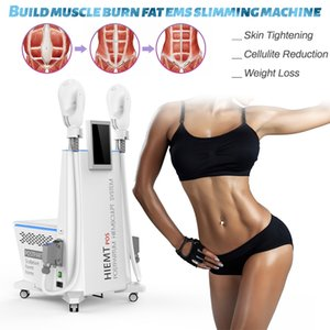EMS Muscle Stimulator Building Body Sculpting Slimming HIEMT Butt Lifting Shaping Beauty Machine
