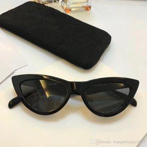 Tasarımcı Güneş Gözlüğü Güneş Erkekler Kadınlar Için Mens Oculos Glasses de UV400 41009 Lens TTUBS