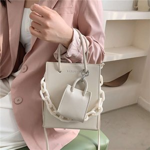 handbagBag women's new 2021 spring summer foreign style son and mother Korean Fashion Chain Handbag net red messenger bag