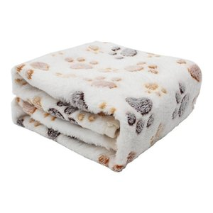 20x20CM Soft Fluffy Premium Coral Fleece Warm Pet Blankets Bed Mat Super Throw Dog Cat Sofa Cushion Rug Sleeping Cover Kennels & Pens