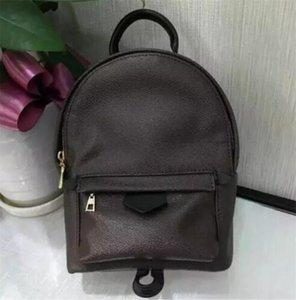 Women Luxurys Designers bags Women's Mini Backpack Genuine Leather PaIm SPRlNGS bag Essential for stylish ladie girl